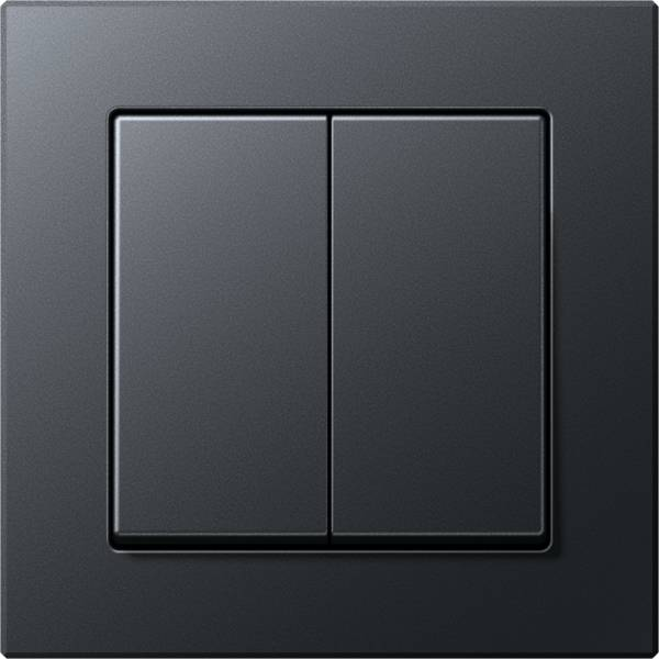 JUNG_AC_anthracite_2-gang-switch