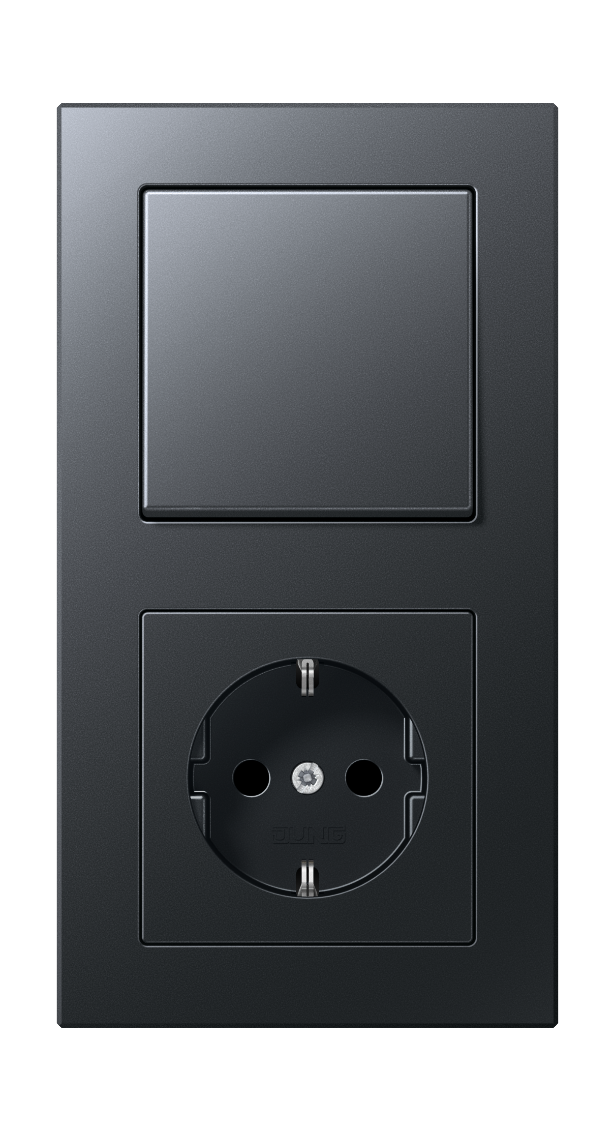 JUNG_AC_anthracite_switch-socket