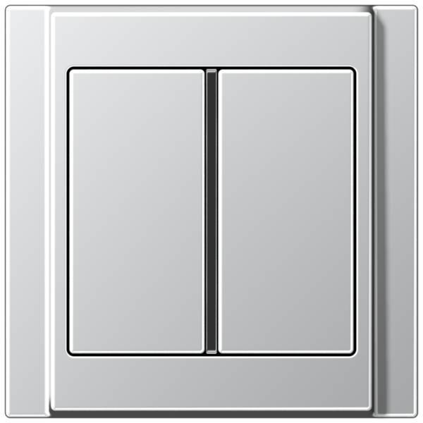 JUNG_A500_aluminium_1button