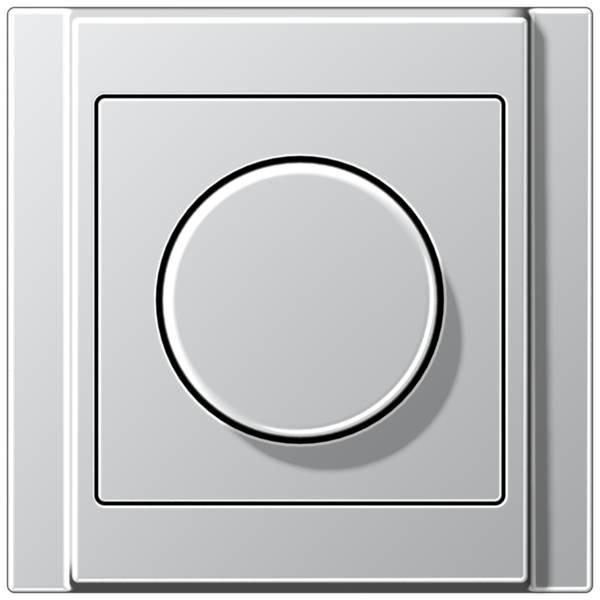 JUNG_A500_aluminium_dimmer