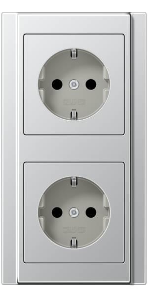 JUNG_A500_aluminium_socket-socket