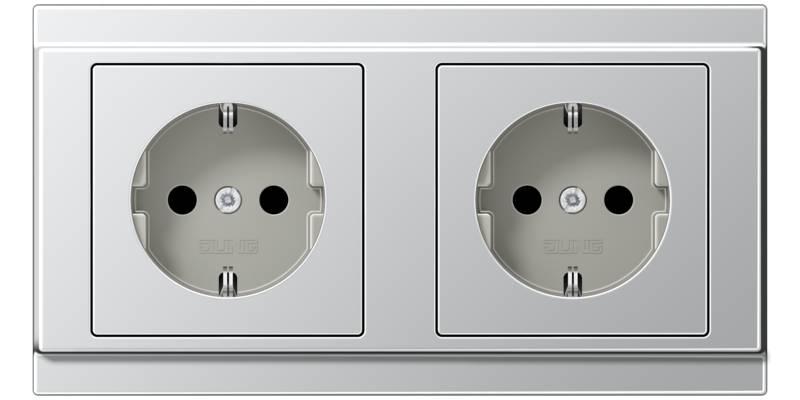 JUNG_A500_aluminium_socket-socket_H