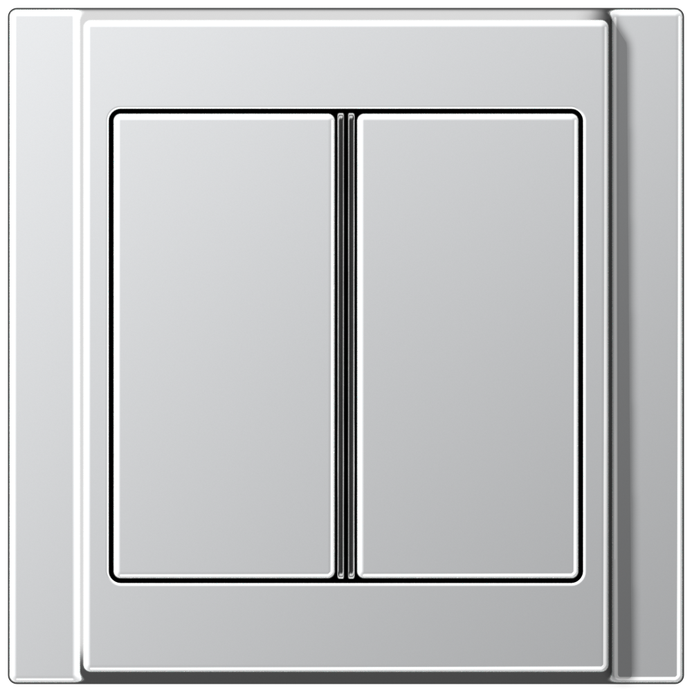 JUNG_A500_aluminium_2button