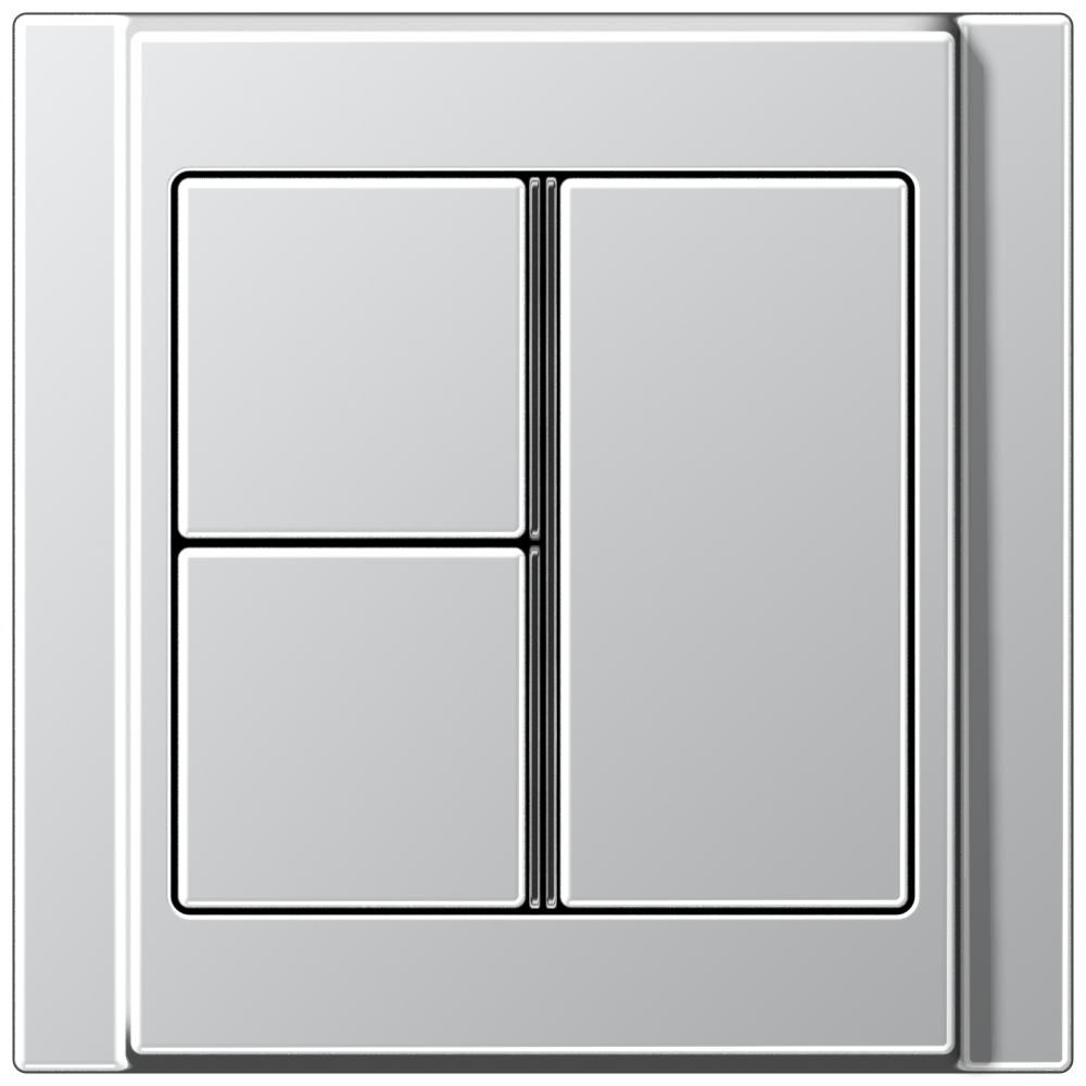 JUNG_A500_aluminium_3button