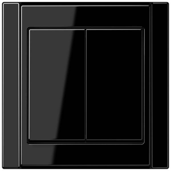 JUNG_A500_black_2-gang-switch