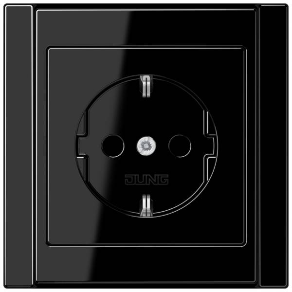 JUNG_A500_black_socket