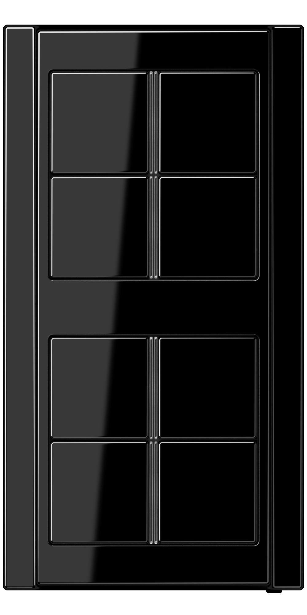 JUNG_A500_black_8button