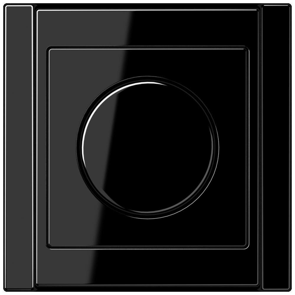 JUNG_A500_black_dimmer