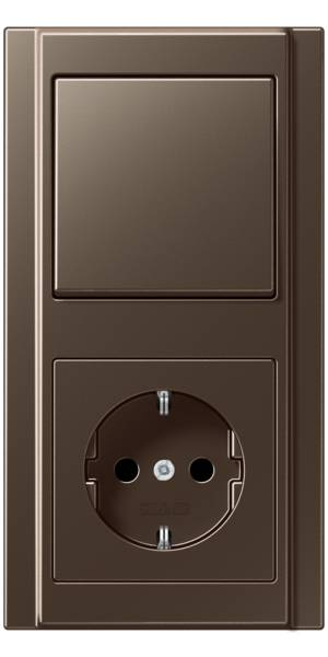 JUNG_A500_mocha_switch-socket