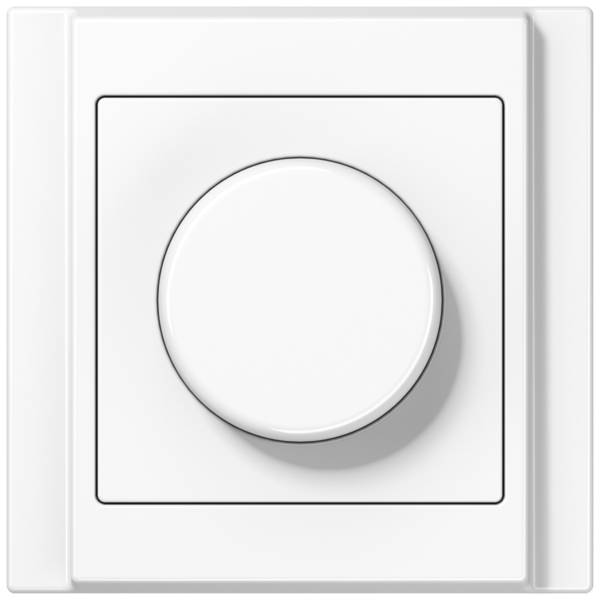 JUNG_A500_white_dimmer