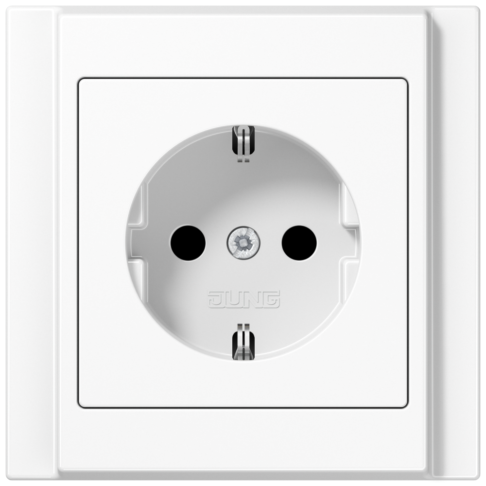 JUNG_A500_white_socket