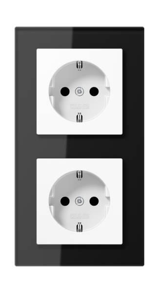 JUNG_AC_GL_black_socket-socket