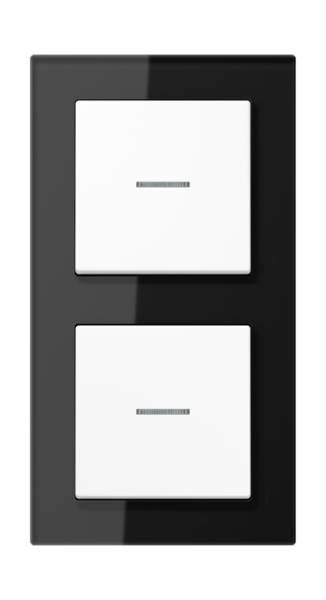 JUNG_AC_GL_black_white_switch-lense_switch-lense