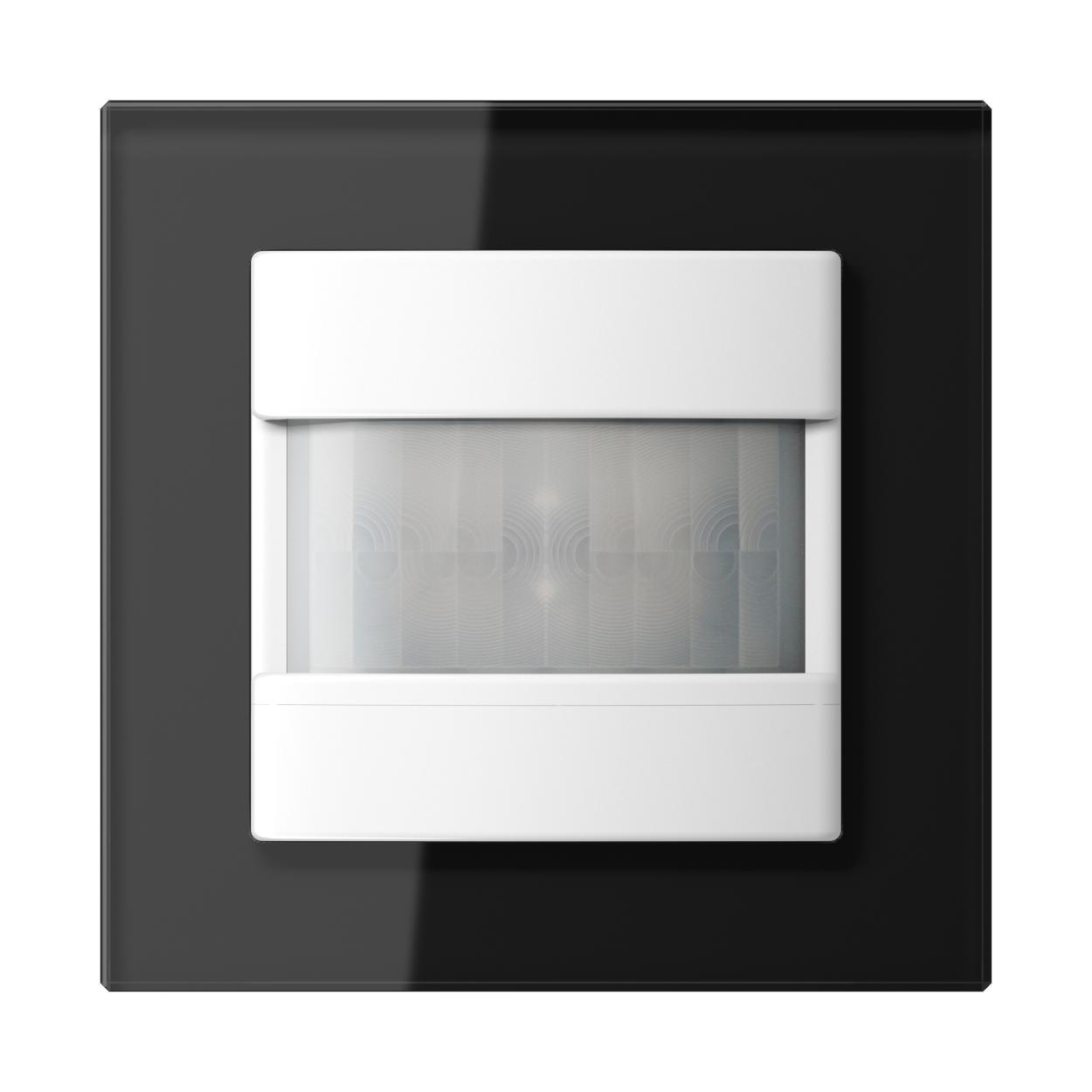 JUNG_AC_GL_black_automatic-switch