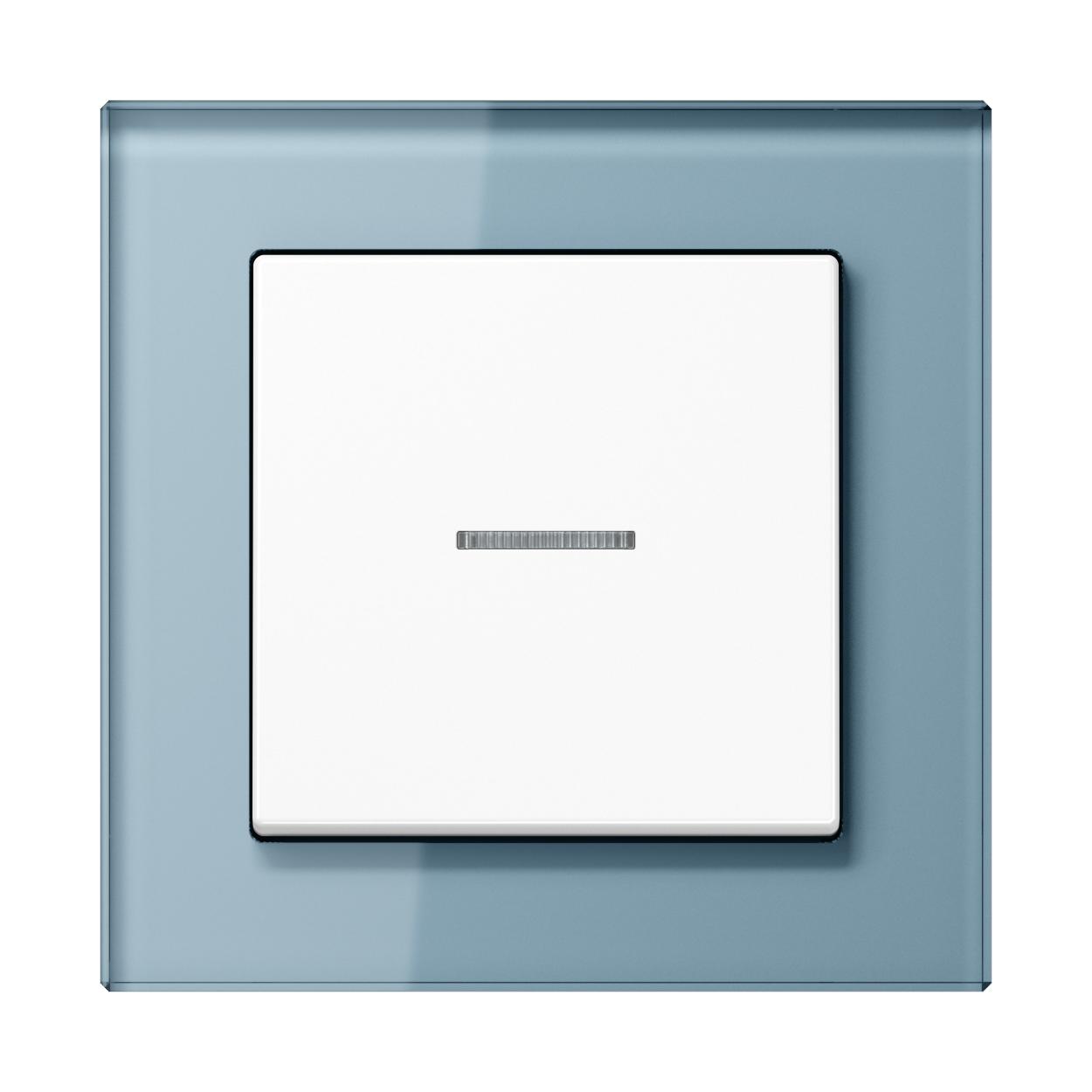 JUNG_AC_GL_blue-grey_switch-lense
