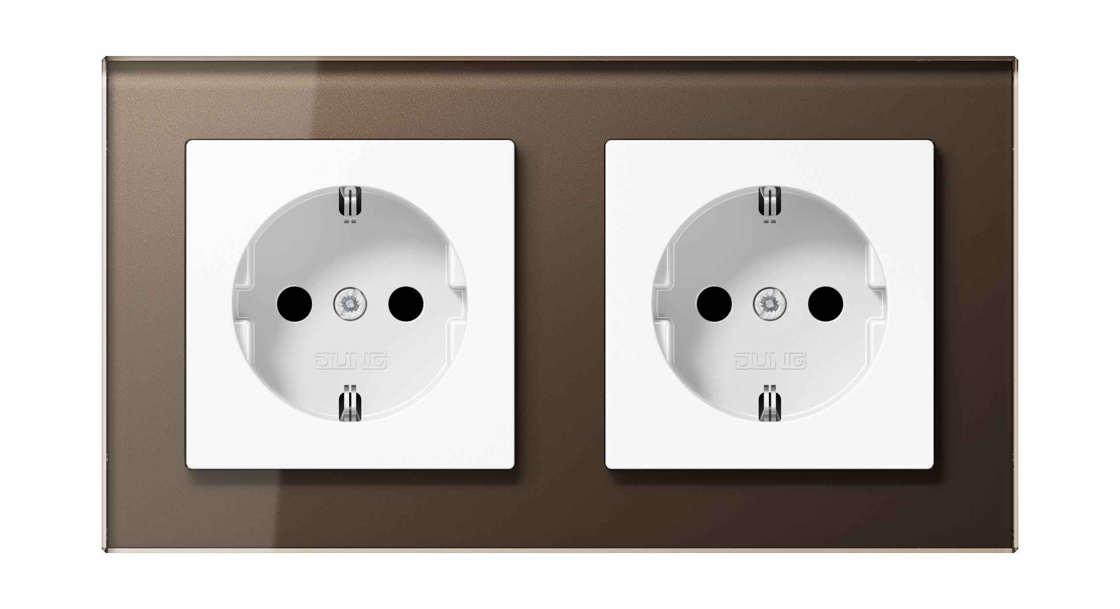 JUNG_AC_GL_mocha_white_socket-socket_H