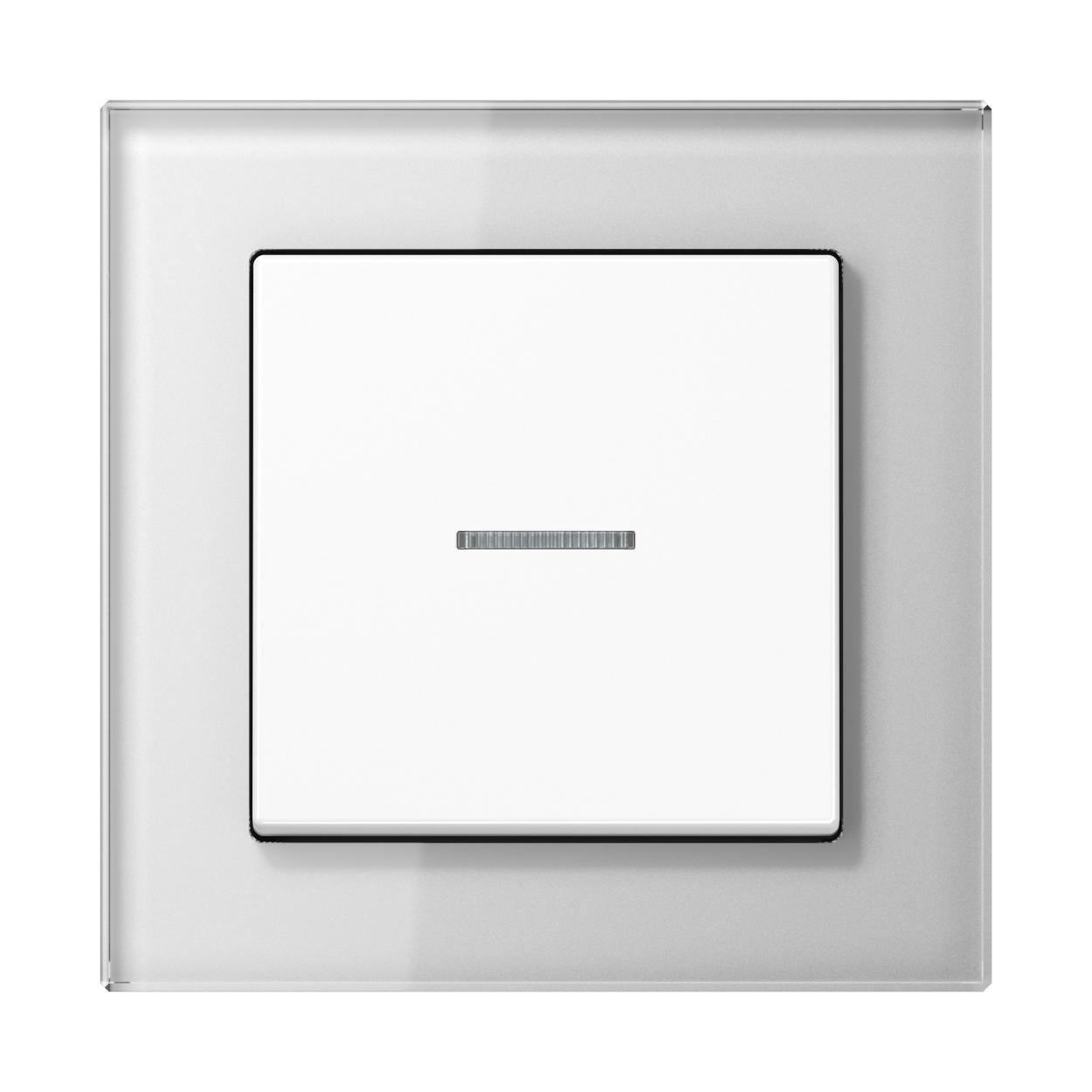 JUNG_AC_GL_white_switch-lense