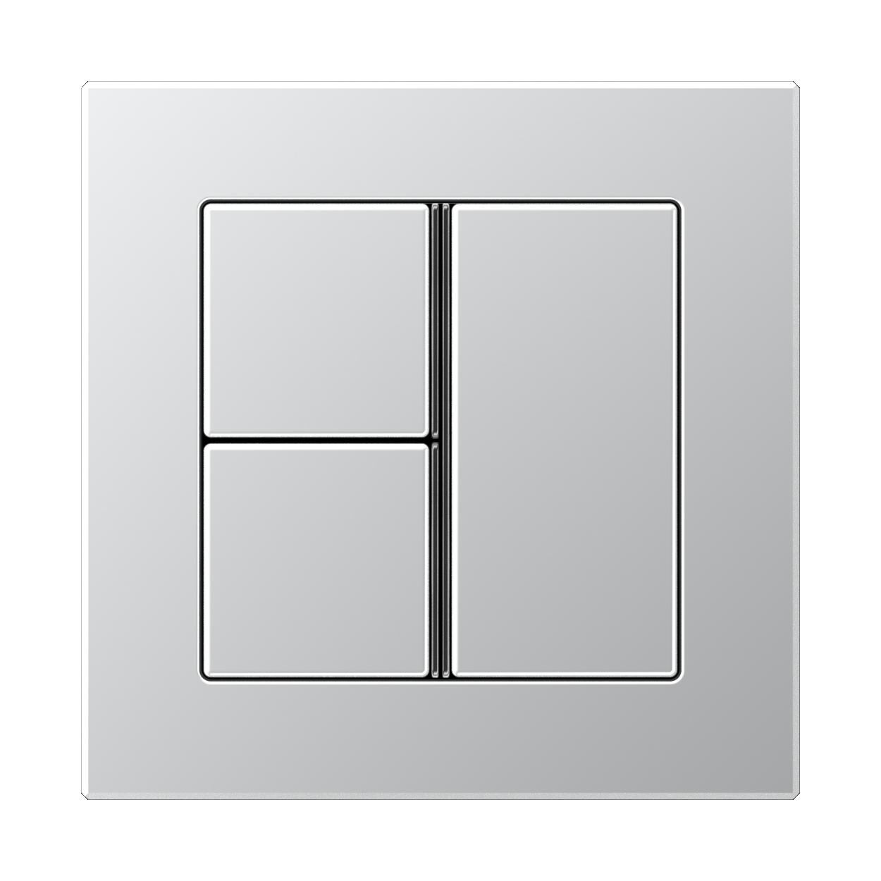 JUNG_AC_aluminium_3button
