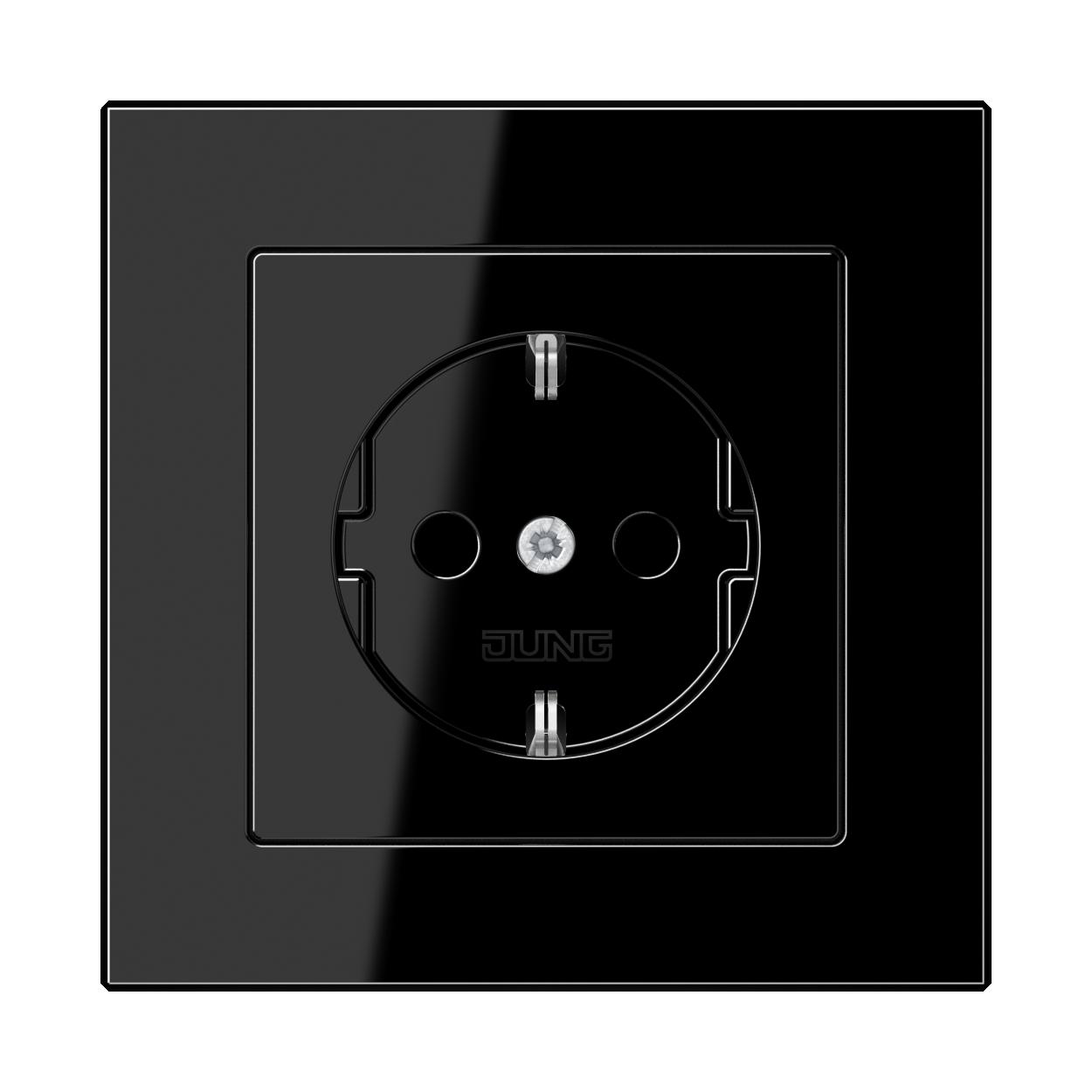 JUNG_AC_black_socket