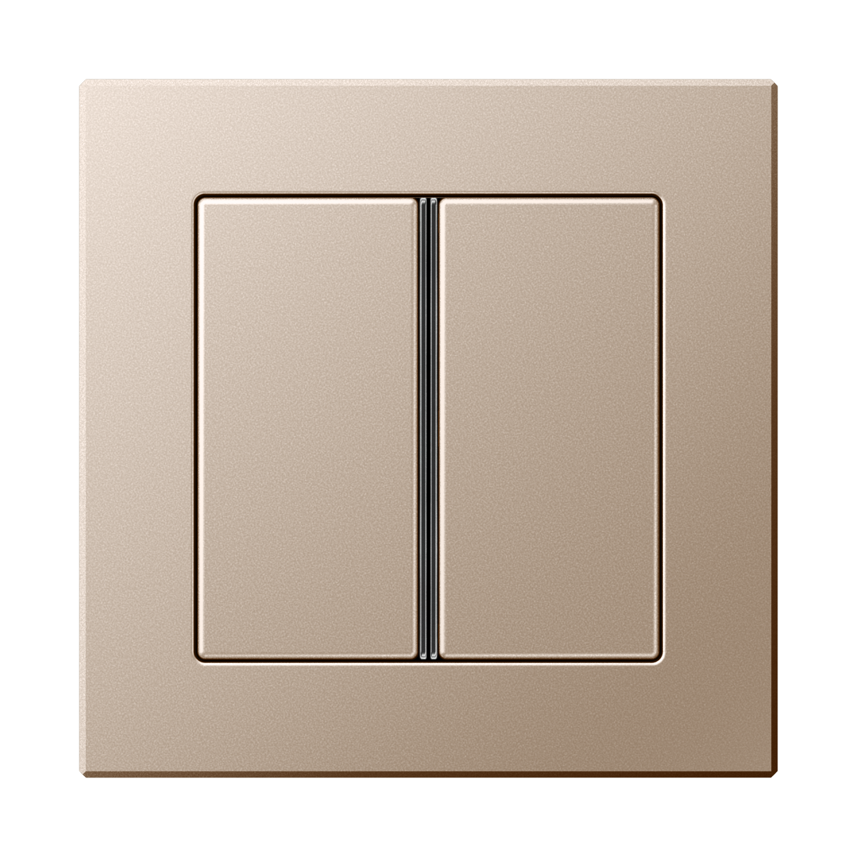 JUNG_AC_champagne_2button