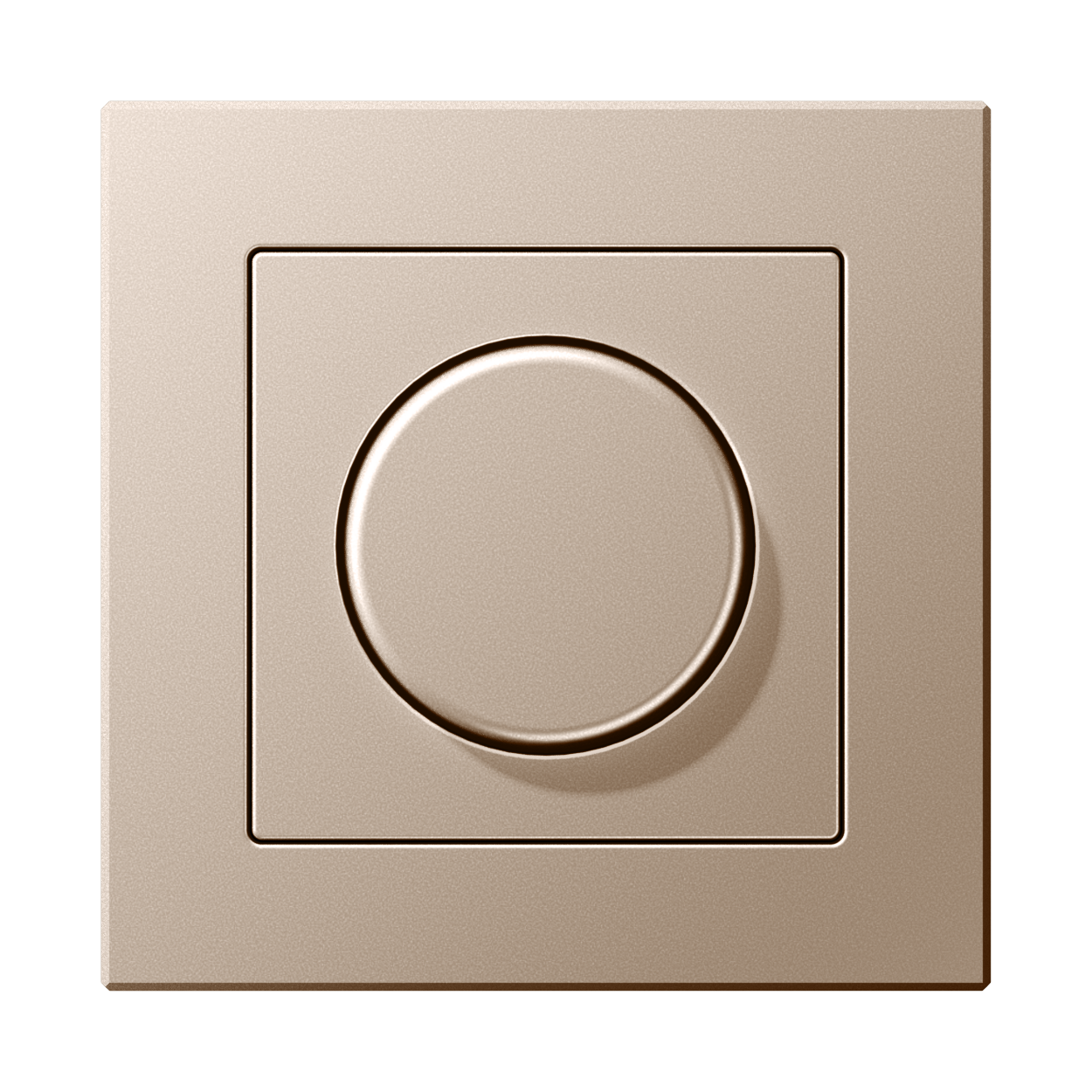 JUNG_AC_champagne_dimmer