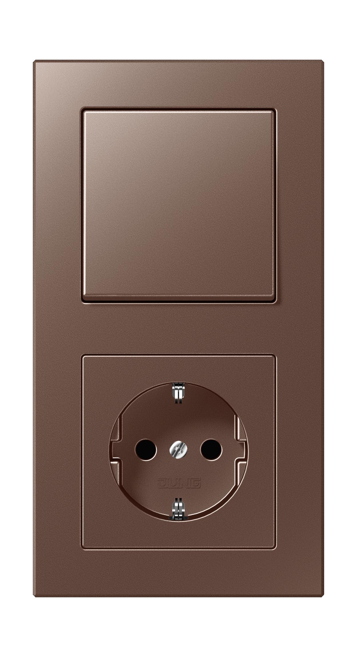 JUNG_AC_mocha_switch-socket
