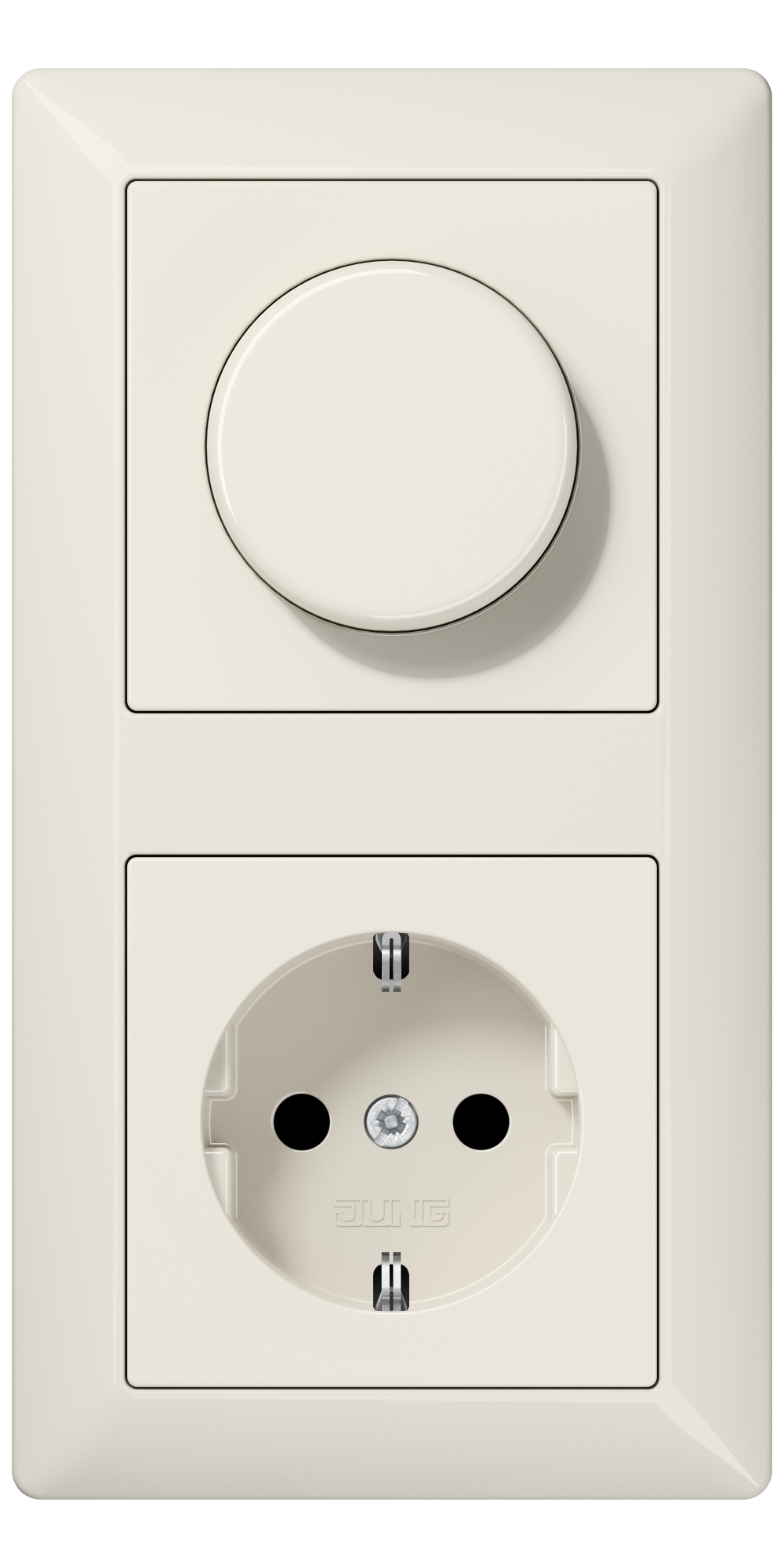 JUNG_AS500_ivory_dimmer-socket