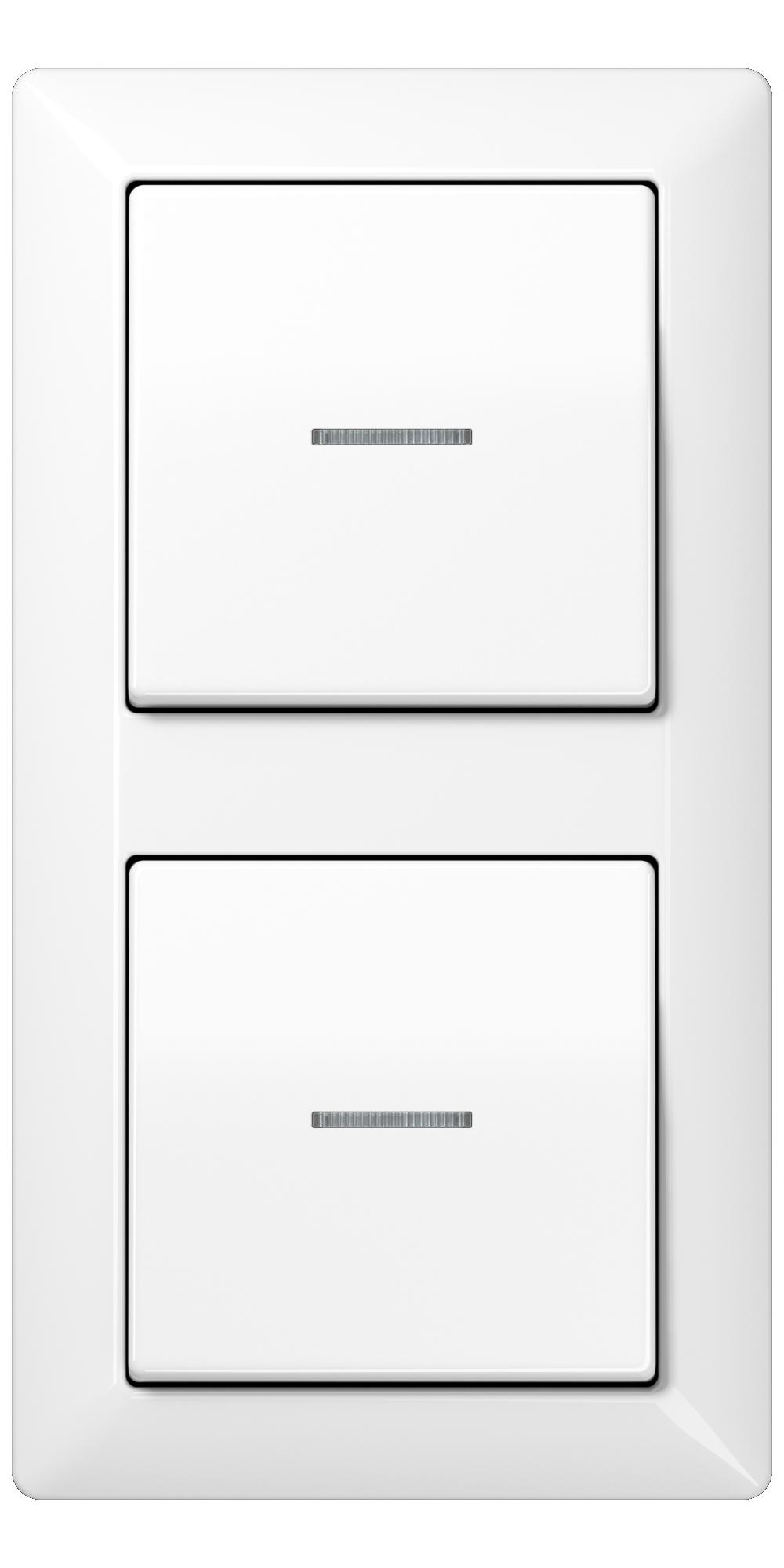 JUNG_AS500_white_switch-lense_switch-lense