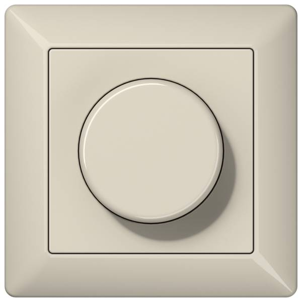 JUNG_AS500_breakproof_ivory_dimmer