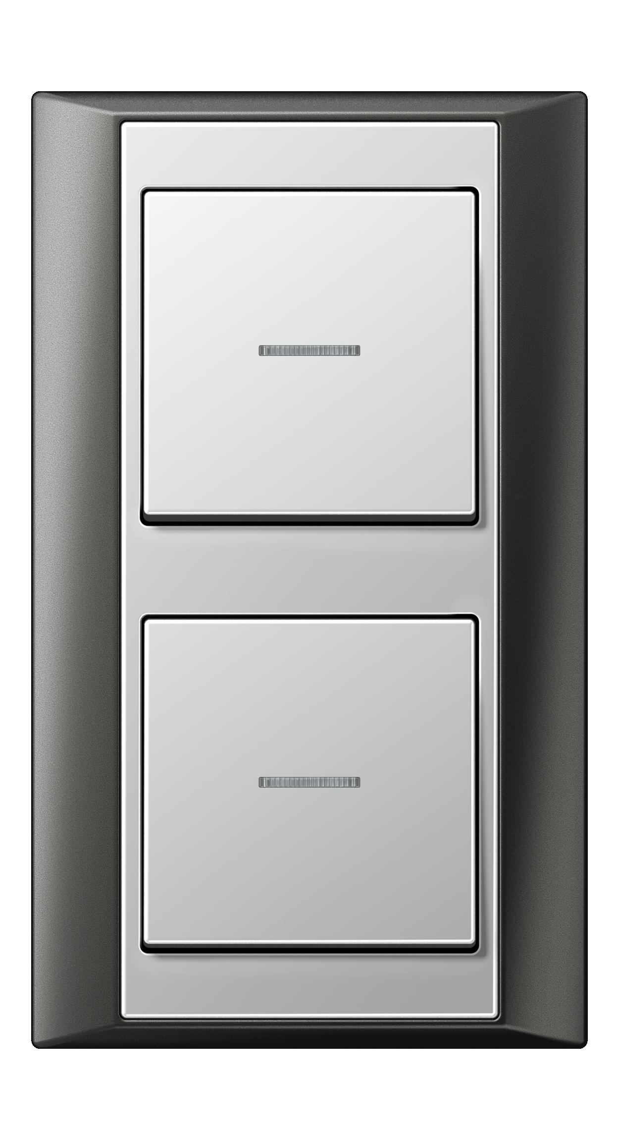 JUNG_Aplus_anthracite_aluminium_switch-lense_switch-lense