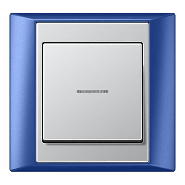 JUNG_Aplus_blue_aluminium_switch-lense