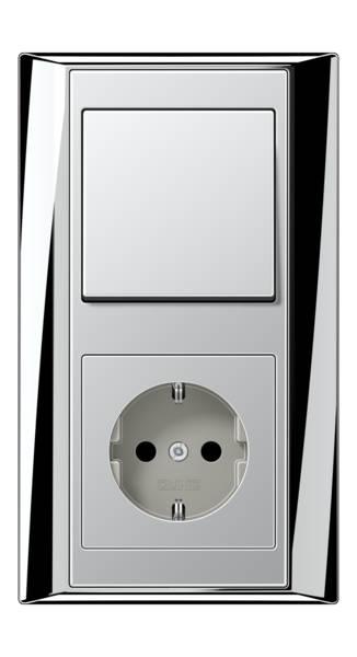 JUNG_Aplus_chrome_aluminium_switch-socket
