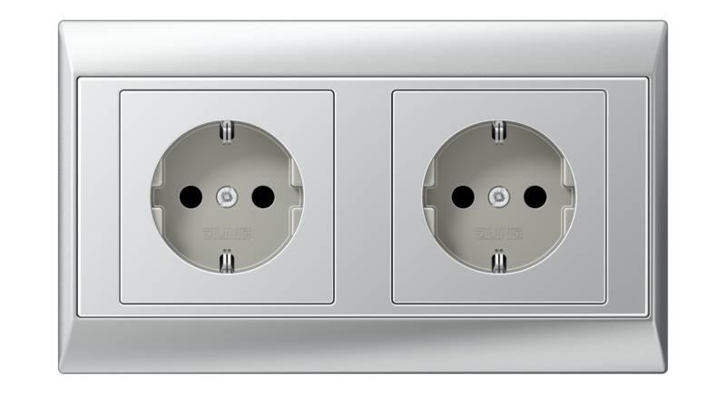 JUNG_Aplus_aluminium_aluminium_socket-socket_H