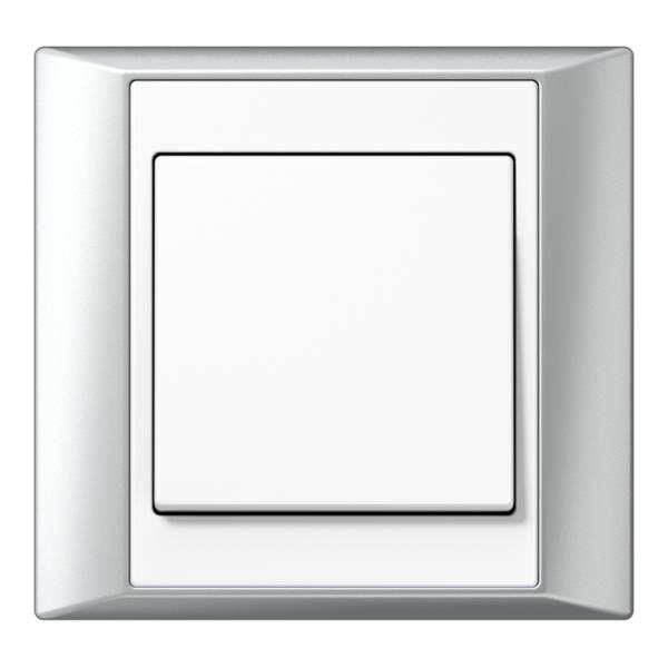 JUNG_Aplus_aluminium-white_switch