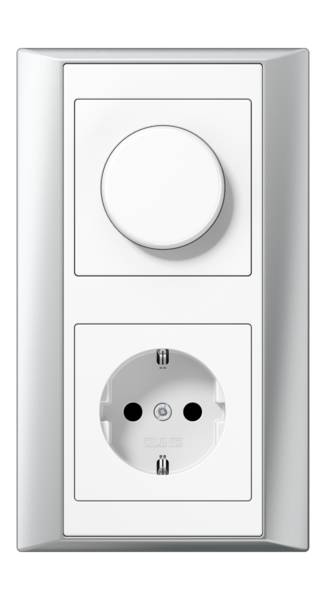 JUNG_Aplus_aluminium_white_dimmer-socket