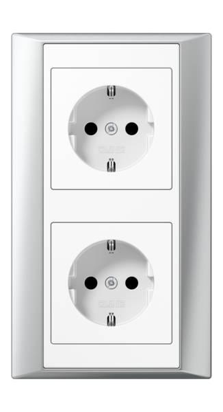 JUNG_Aplus_aluminium_white_socket-socket