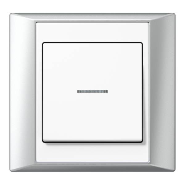 JUNG_Aplus_aluminium_white_switch-lense