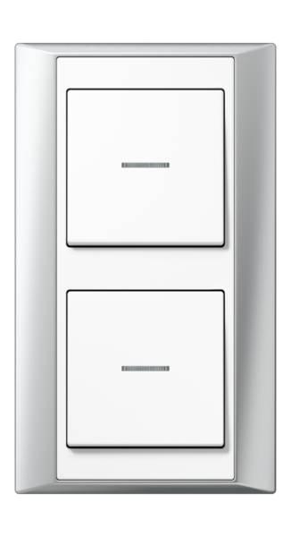 JUNG_Aplus_aluminium_white_switch-lense_switch-lense