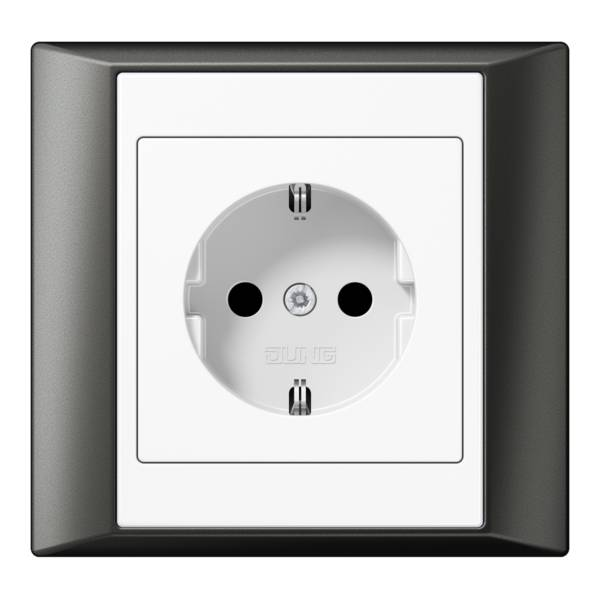 JUNG_Aplus_anthracite_white_socket