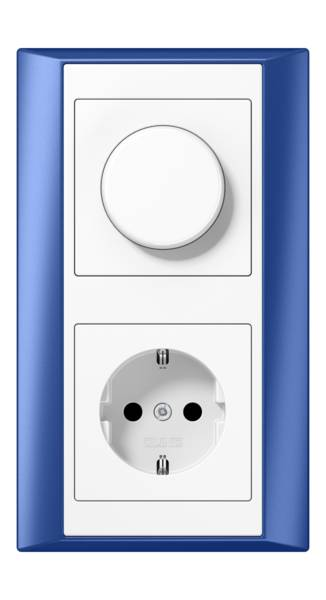 JUNG_Aplus_blue_white_dimmer-socket