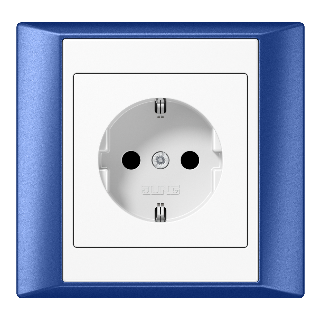 JUNG_Aplus_blue-white_socket