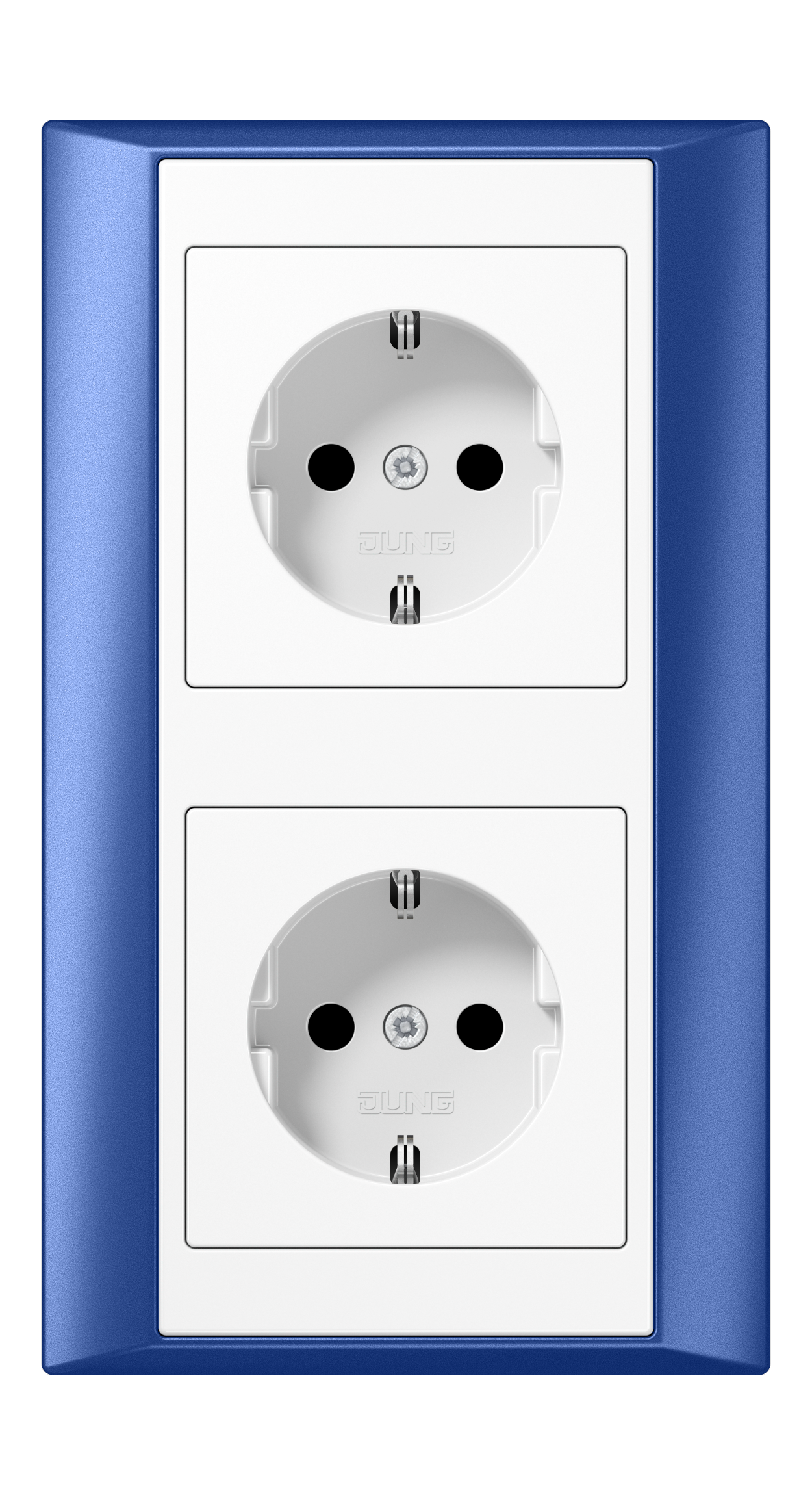 JUNG_Aplus_blue_white_socket-socket