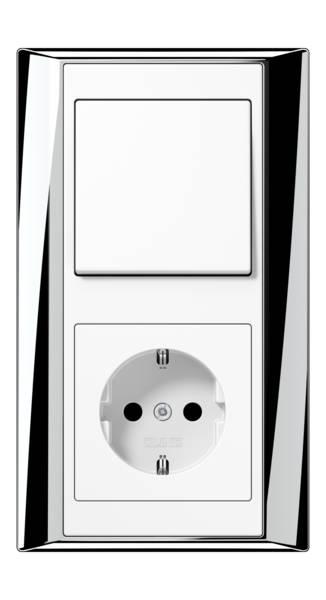 JUNG_APlus_chrome_white_switch-socket