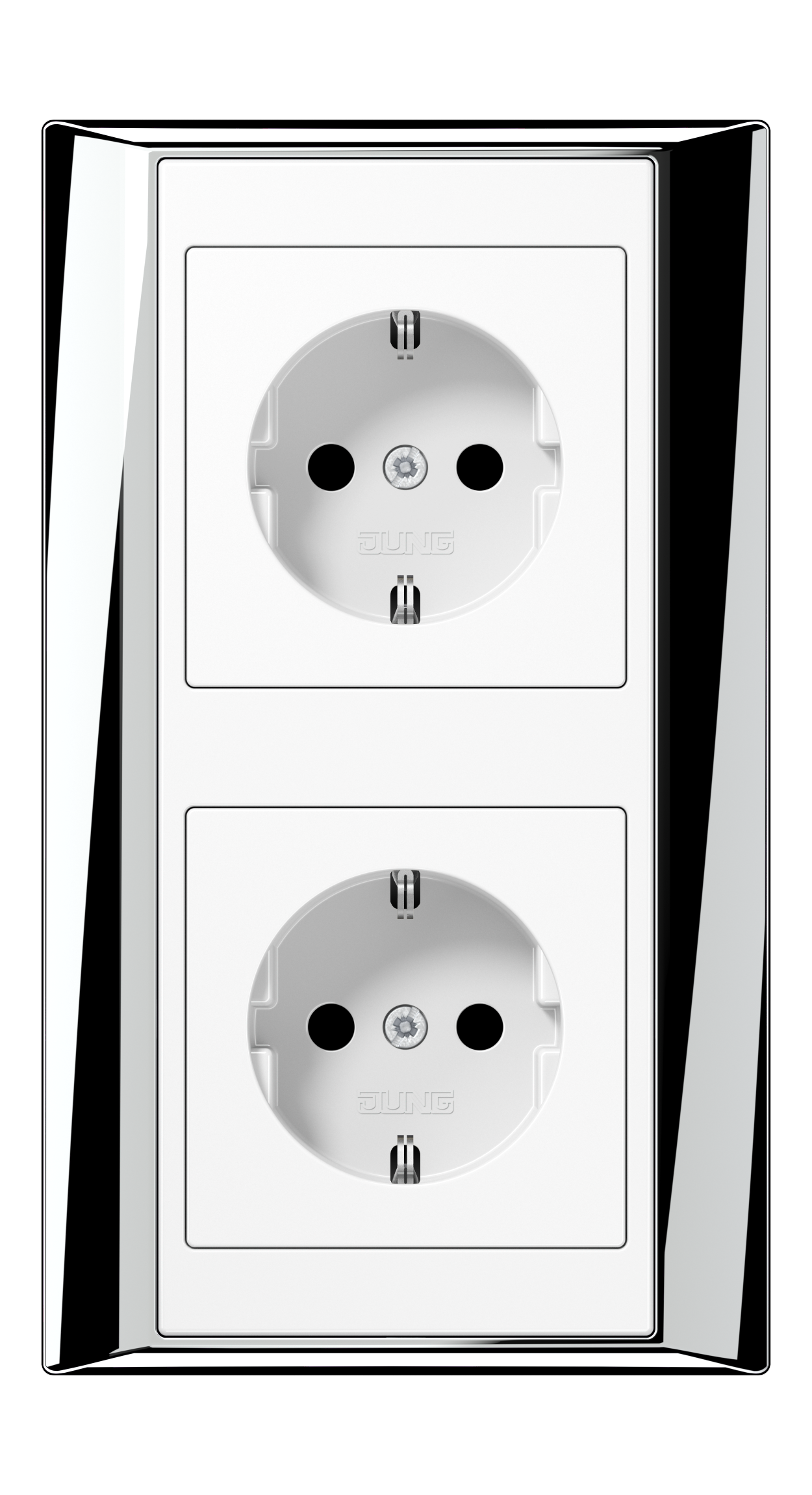 JUNG_APlus_chrome_white_socket-socket