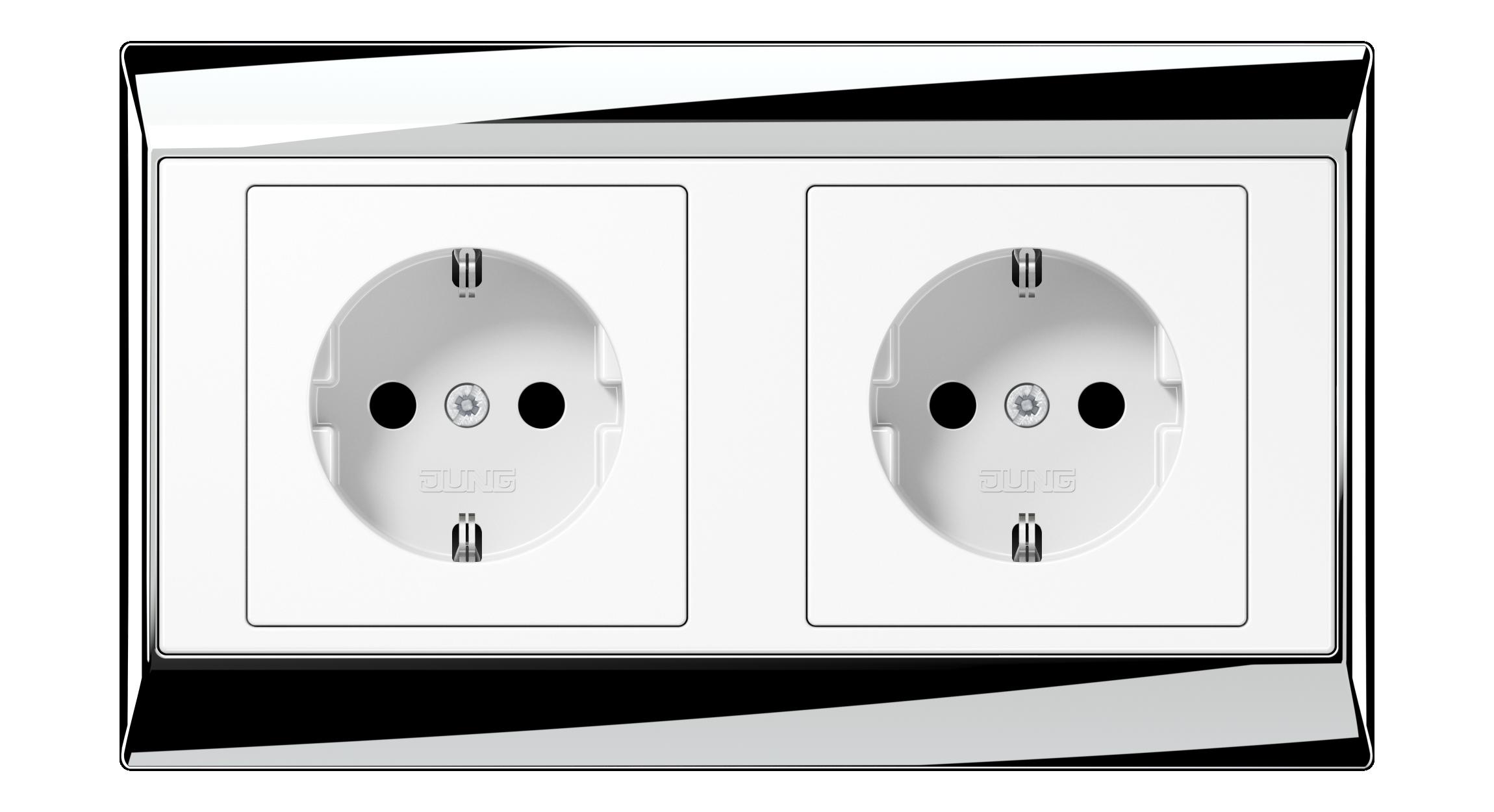 JUNG_APlus_chrome_white_socket-socket_H