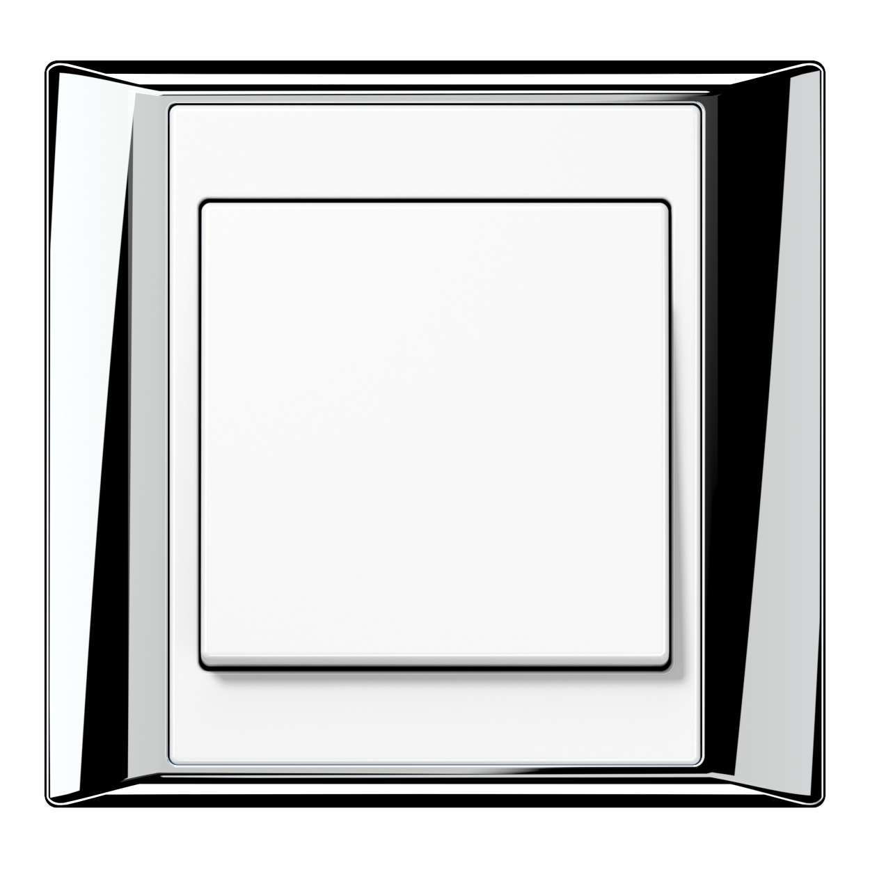 JUNG_APlus_chrome_white_switch