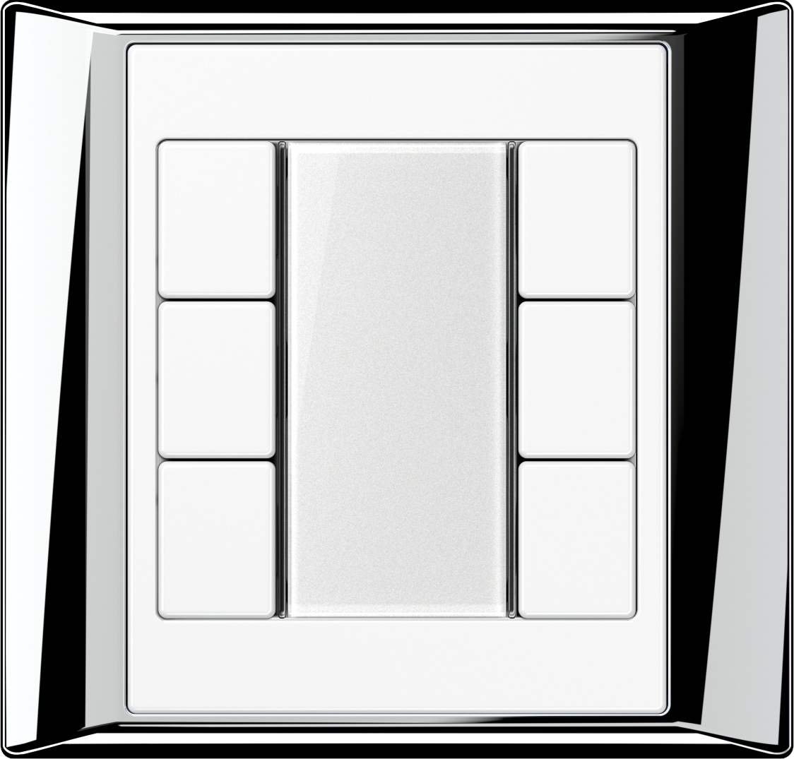 JUNG_Aplus_chrome_white_transparent_F50_3-gang