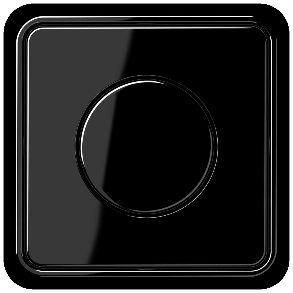 JUNG_CD500_black_dimmer