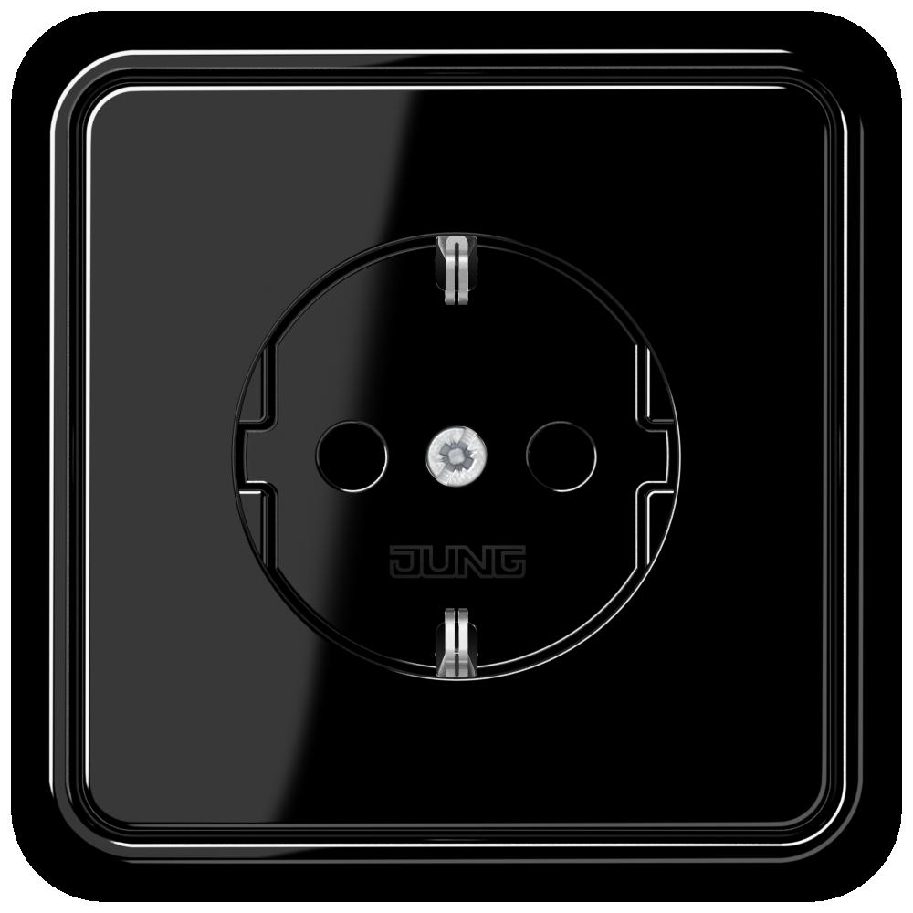 JUNG_CD500_black_socket