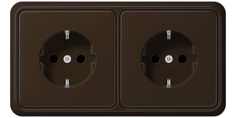 JUNG_CD500_brown_socket-socket_H